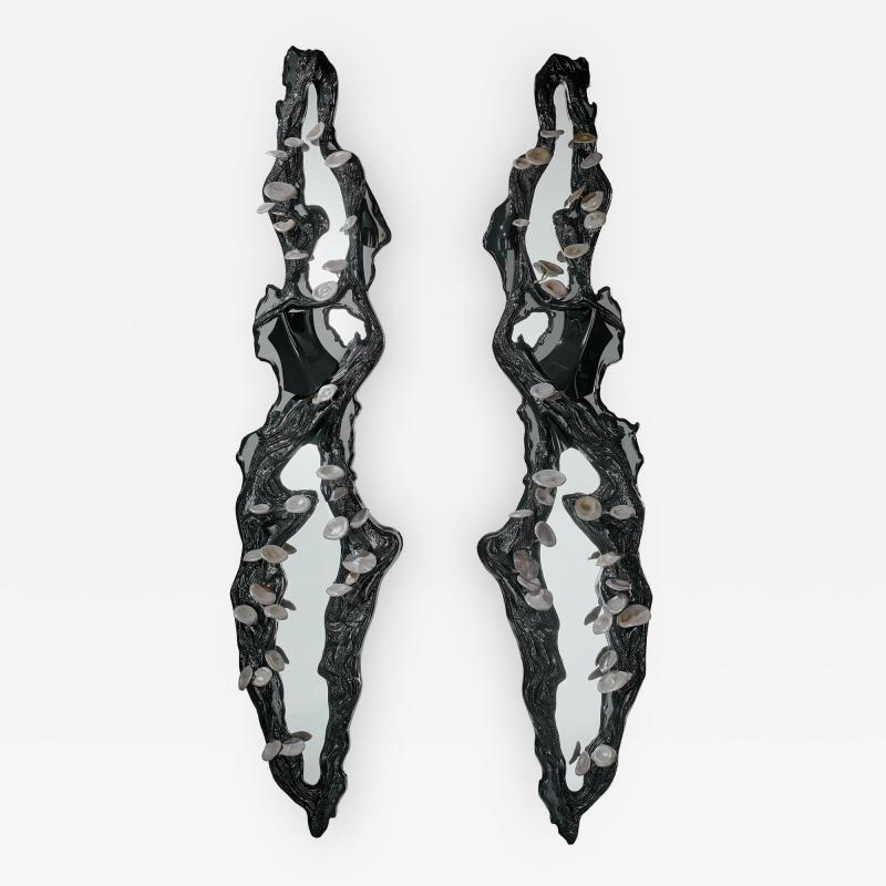 Egli Design Egle Mieliauskiene Vitality Mirror with lighting