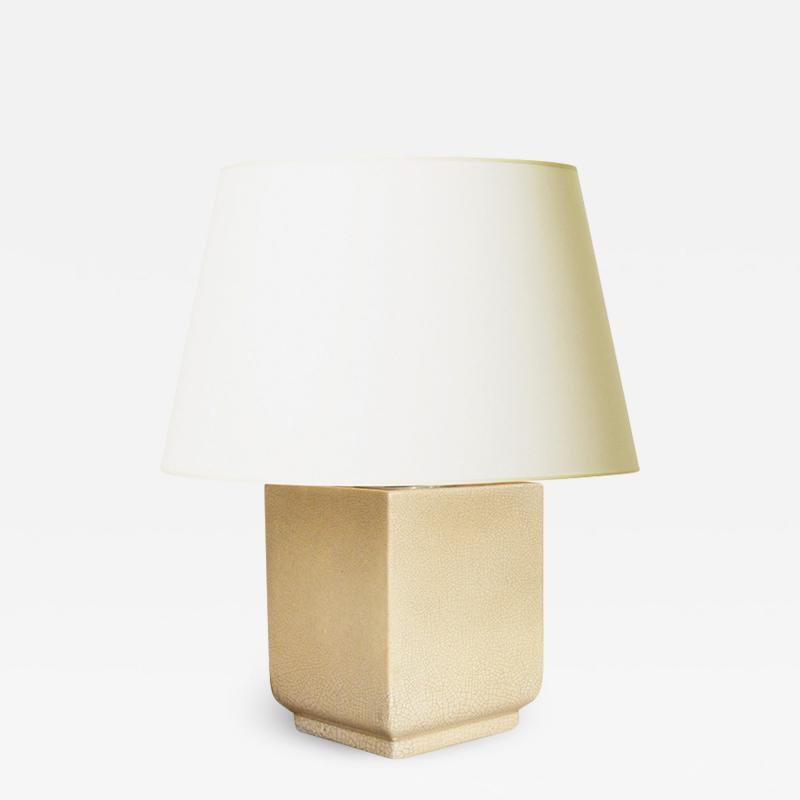 Elegant Belgium Art Deco Table Lamp