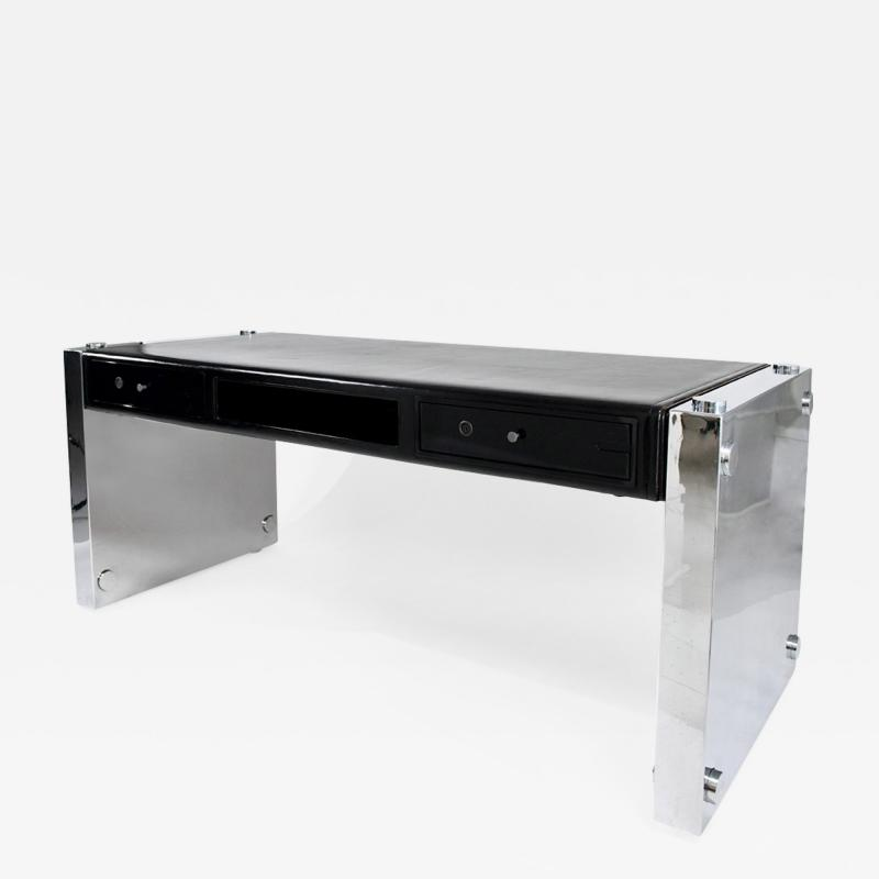 Elegant two drawer desk