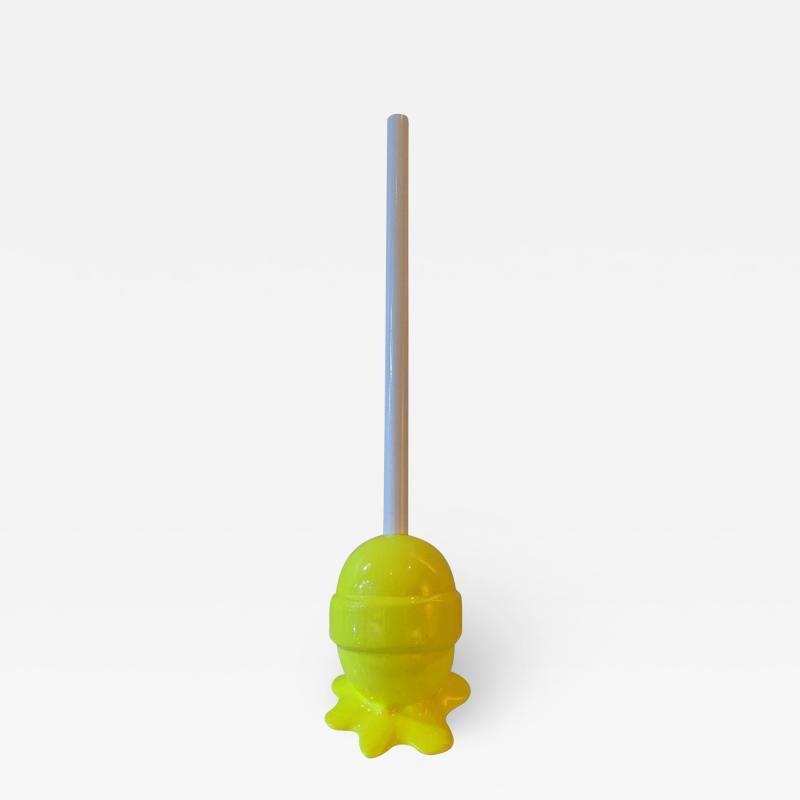 Elena Bulatova The Sweet Life Lollipop Yellow