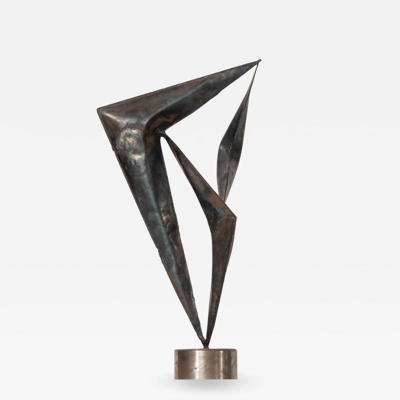 Elis Borg Sculpture Form 3 Produced in Sweden