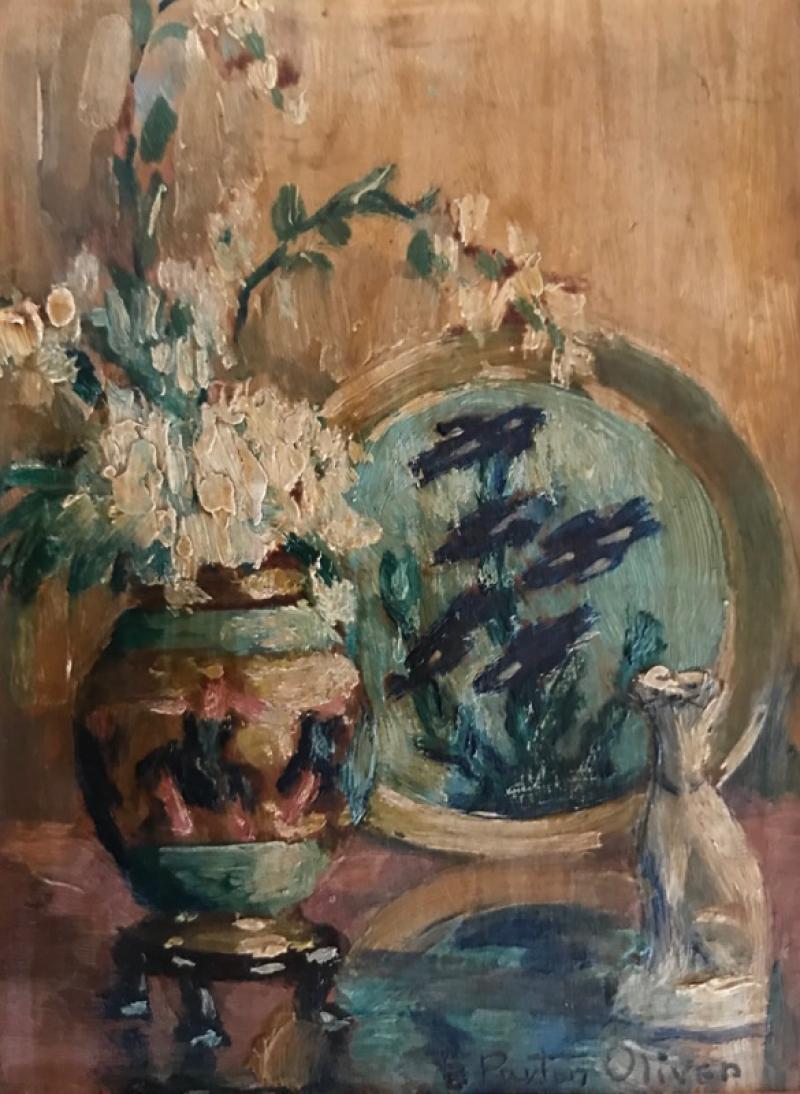 Elizabeth Paxton Oliver Petite Still Life