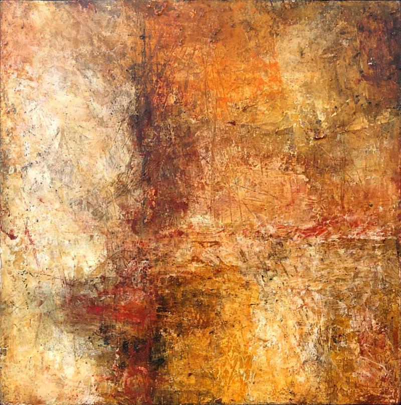 Elliot Twelvetrees Abstract On Board