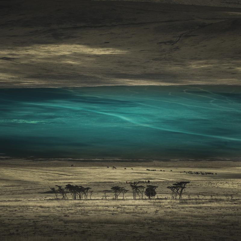 Eloi Ficat CONFINS Turquoise IX Photography