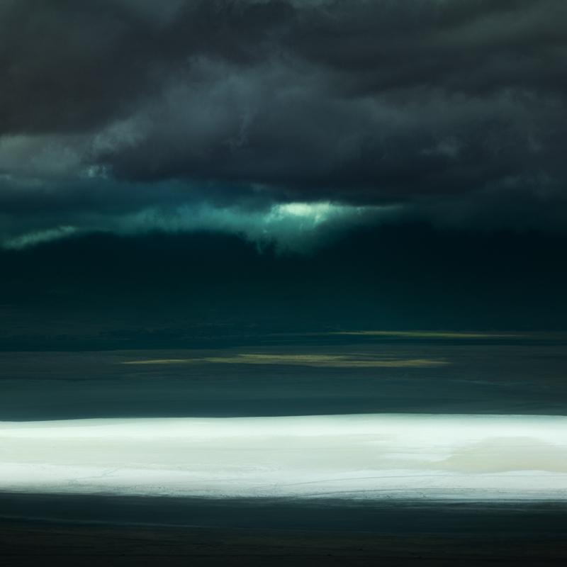 Eloi Ficat CONFINS Turquoise XII Photography
