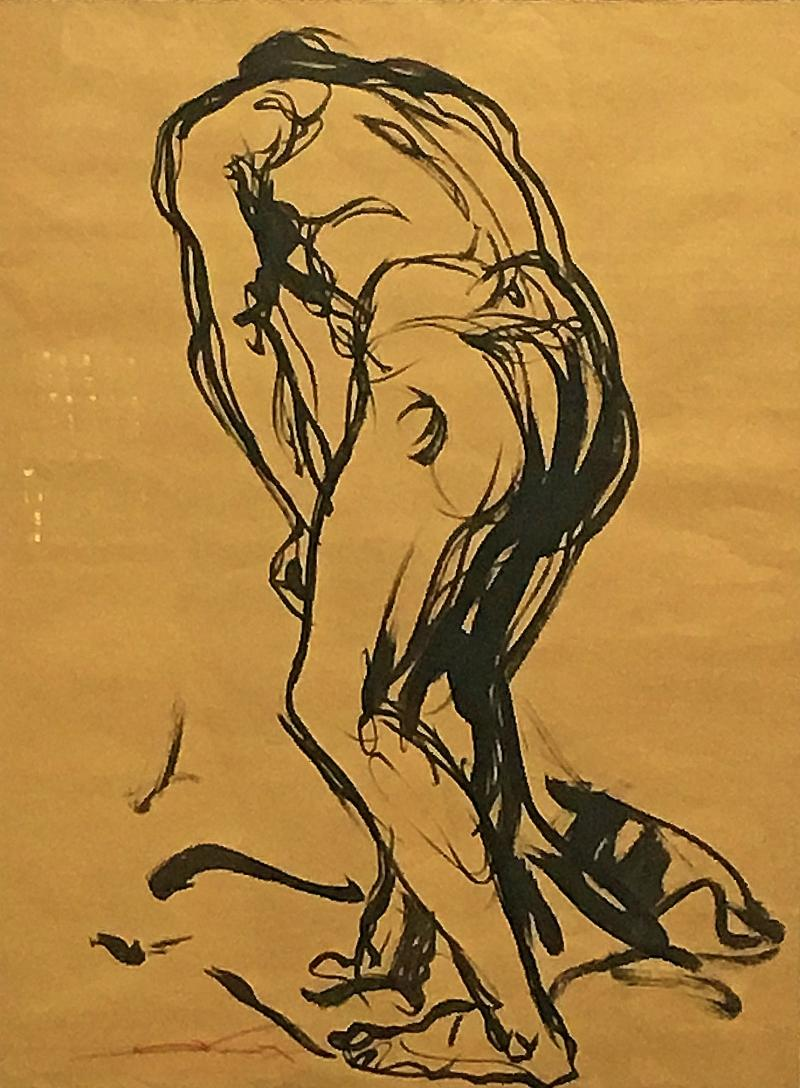 Emil Jean Jr Kosa Untitled Male Torso