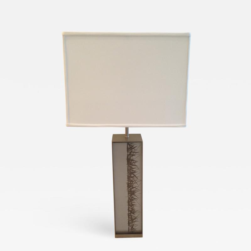 Emily Summers Studio Line Borderline Table Lamp