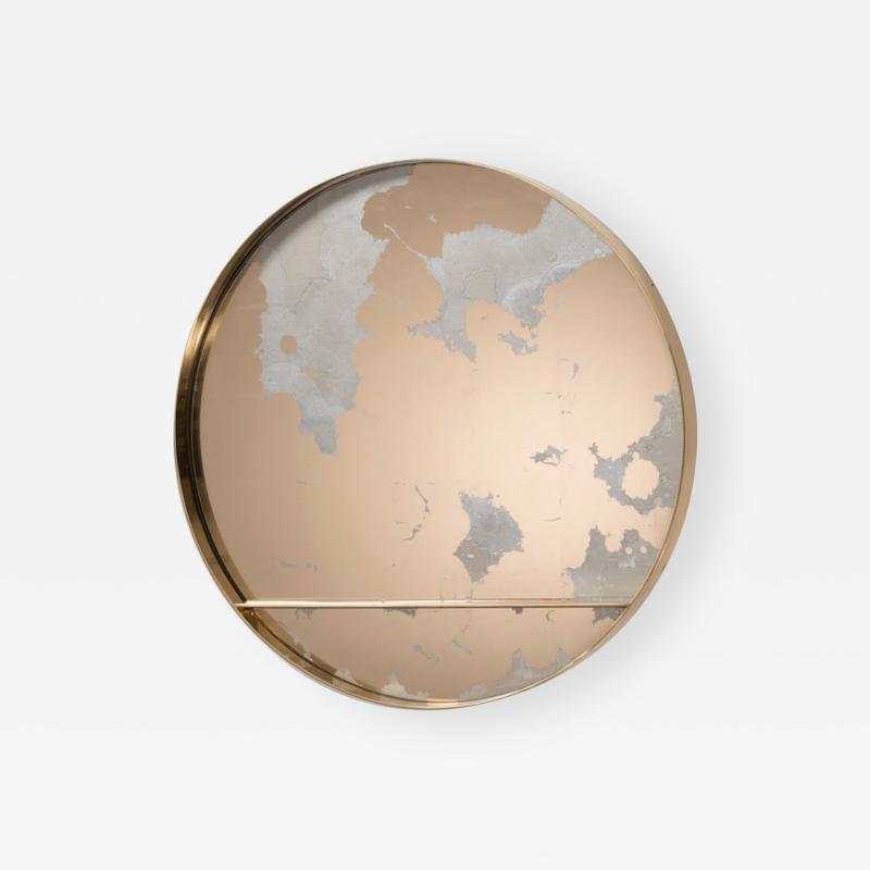 Emma Peascod The Orbit Mirror by Emma Peascod