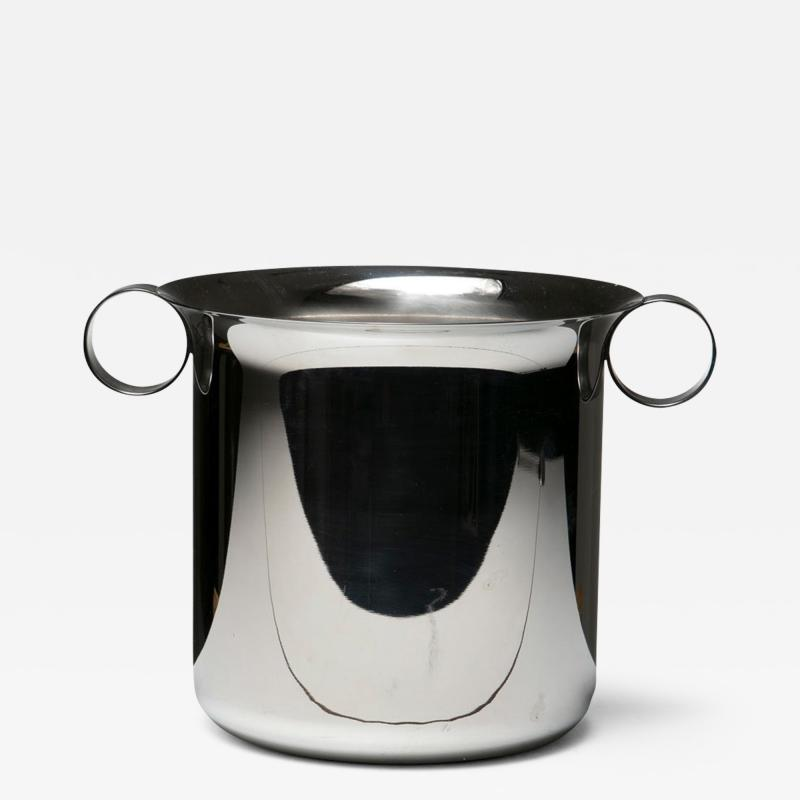Enzo Mari Madera Ice Pail by Enzo Mari for Danese