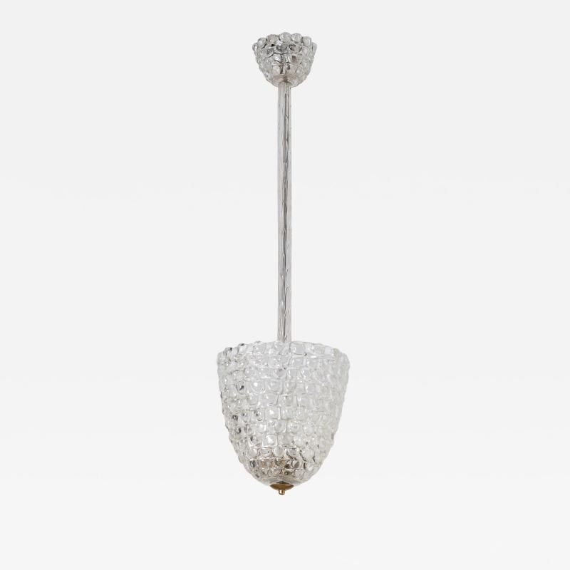 Ercole Barovier Chandelier from Lenti Series