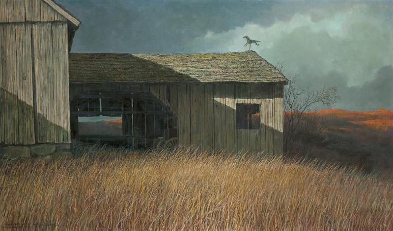 Eric Sloane November Wind