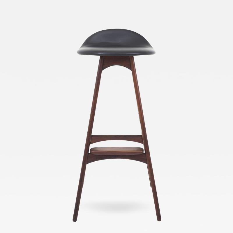 Erik buch od 61 bar stool in rosewood - Erik buch bar stool ...