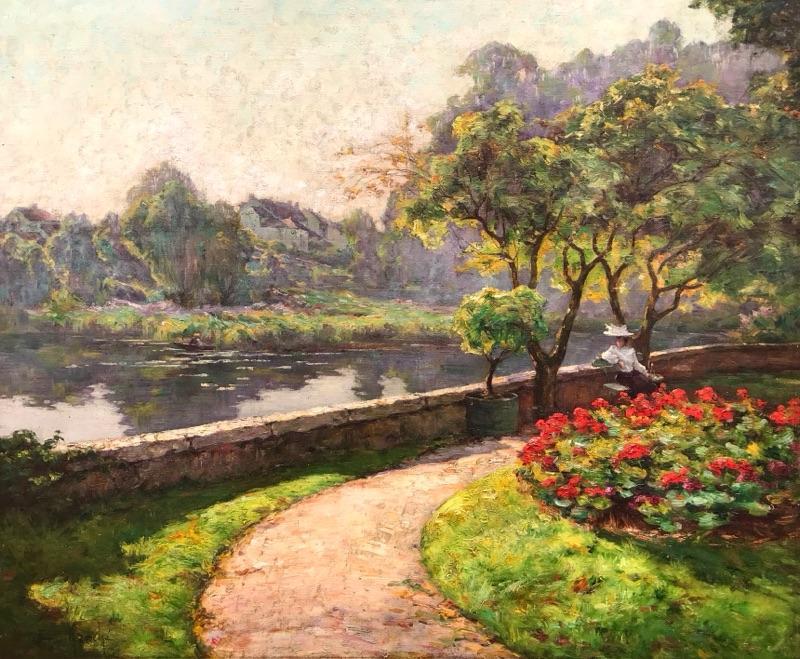 Ernest Gaston Marche Park Pleasures