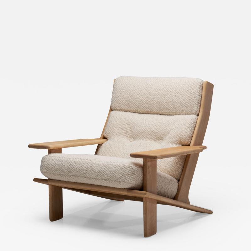 Esko Pajamies Pele Lounge Chair by Esko Pajamies for Lepokalusto Finland 1970s