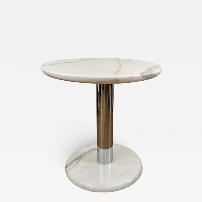 Ettore Sottsass Round Side Table Gueridon
