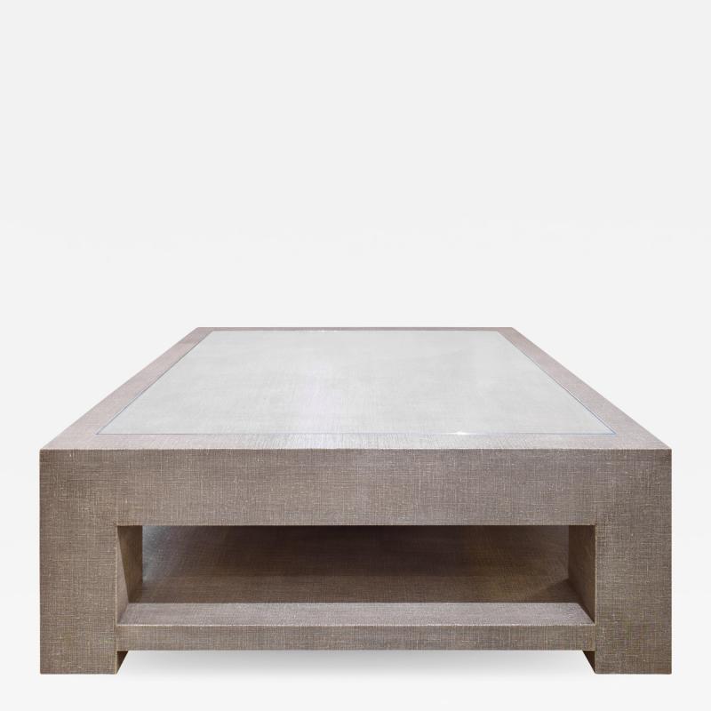 Evan Lobel Lobel Originals Coffee Table Model 1020 Made to Order