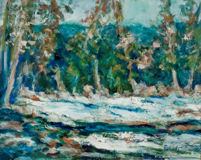Evelyn Faherty Fresh Snow