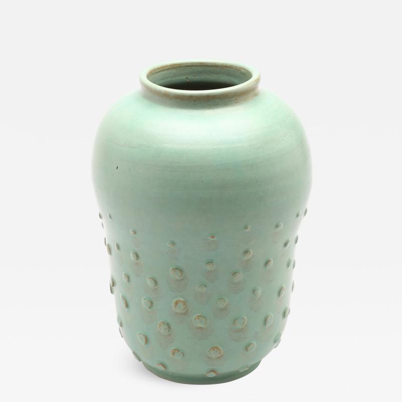 Ewald Dahlskog Swedish Modern Vase by Ewald Dahlskog for Bo
