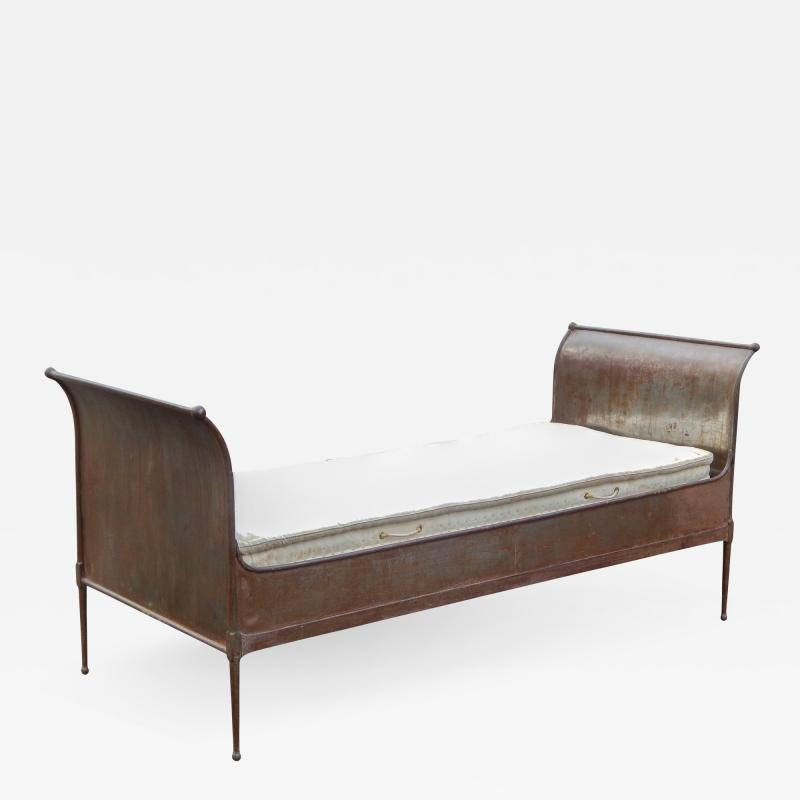 Fabulous French Steel Daybed