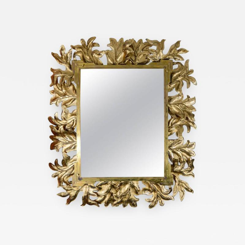 Fantastic Murano Glass Mirror