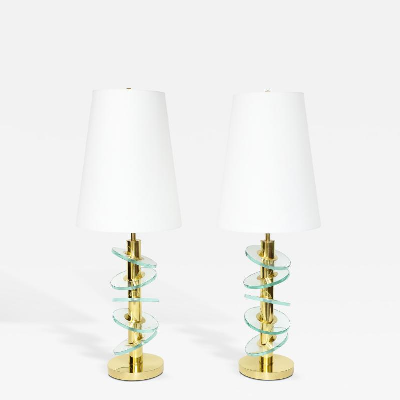 Fedele Papagni Studio Made Table Lamps by Fedele Papagni