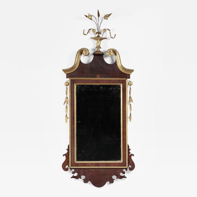 Federal Inlaid Mirror