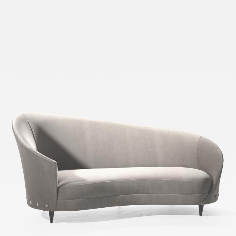Federico Munari Italian Mid century Federico Munari attributed sofa 1960s
