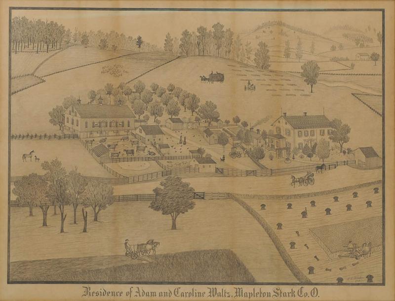Ferdinand A Brader Ferdinand Brader 1833 1901 Lived Active Ohio