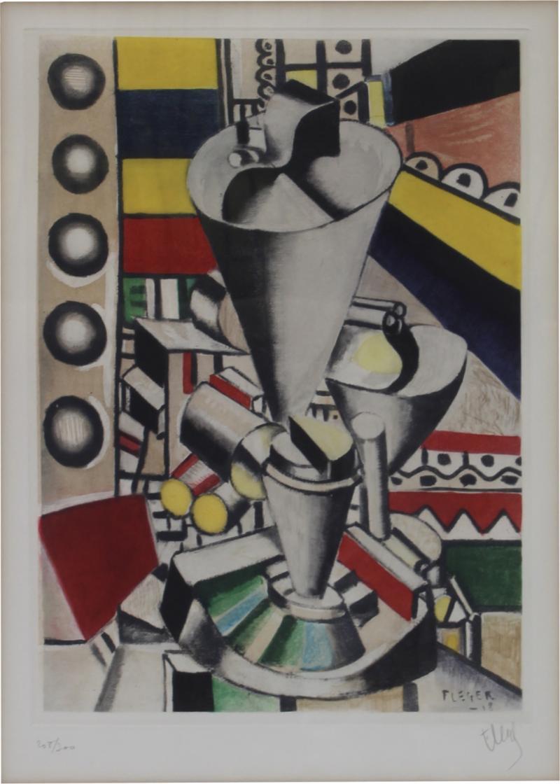 Fernand Leger Fernand L ger Modernist Artwork