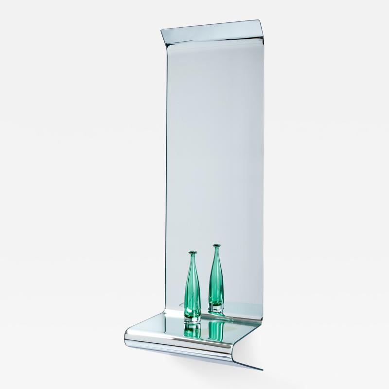 Fiam Floating Mirrored Console by FIAM Italia