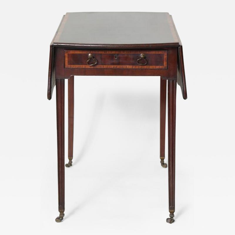 Fine George III Pembroke Table