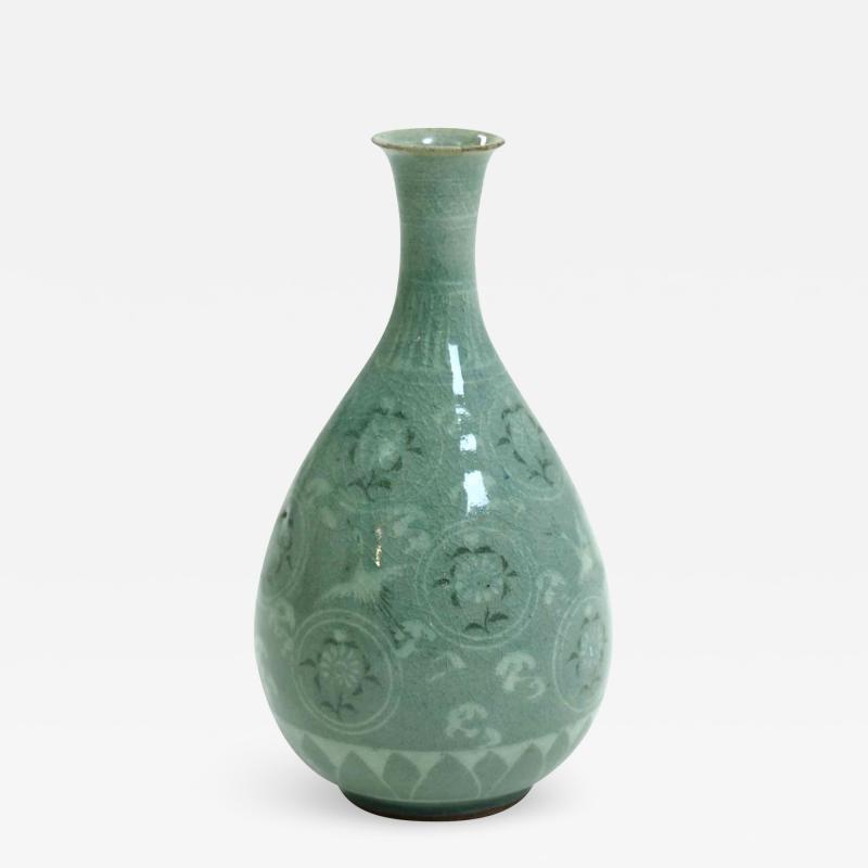 Fine Song dynasty vase 960 1279 signed