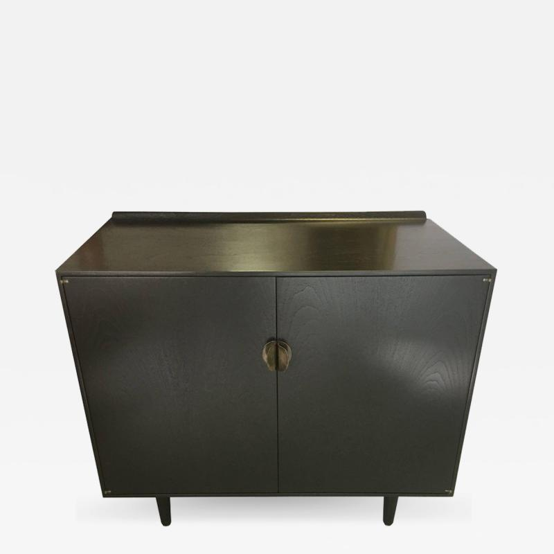 Finn Juhl Finn Juhl for Baker Ebonized Cabinet
