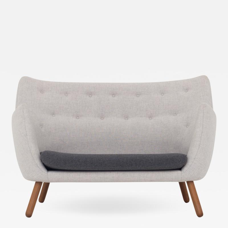 Finn Juhl The Poet 2 Seater Sofa