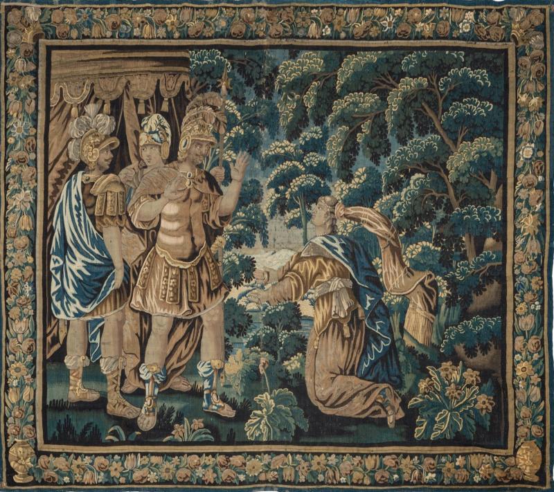 Flemish 17th Century Tapestry
