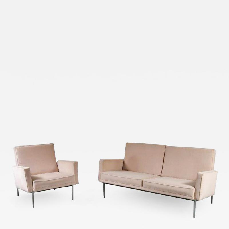 Florence Knoll Living Room Set by Florence Knoll USA 1960