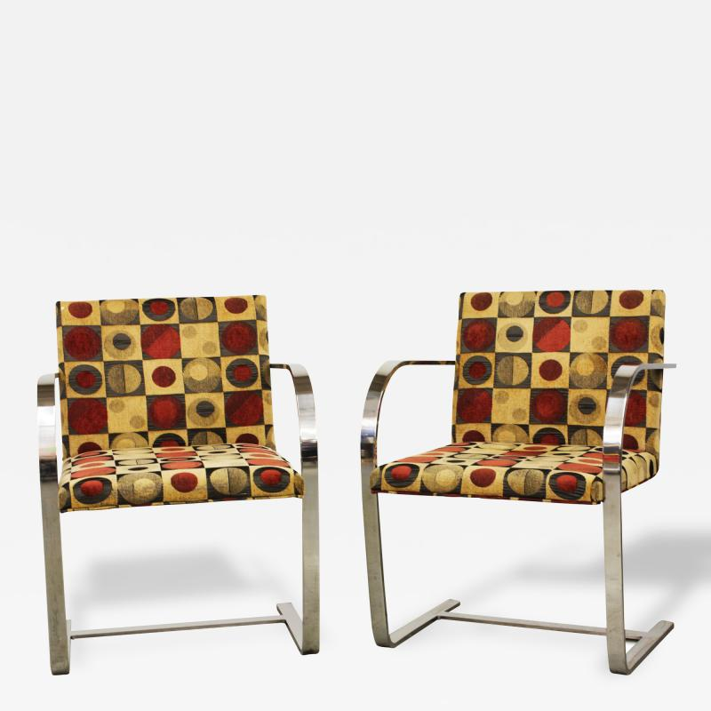 Florence Knoll Mies Van Der Rohe BRNO Chairs