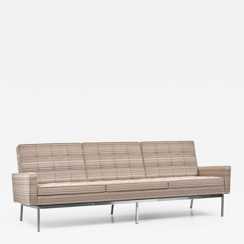 Florence Knoll Sofa Model 67A by Florence Knoll for Knoll International USA 1950s