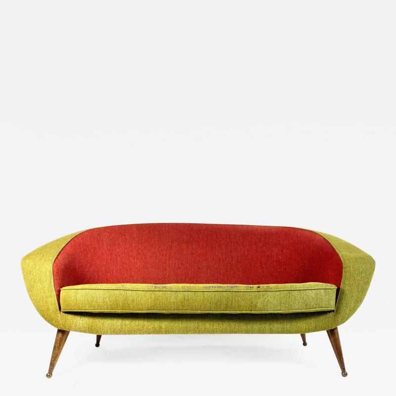 Folke Jannson Tellus Settee Sofa