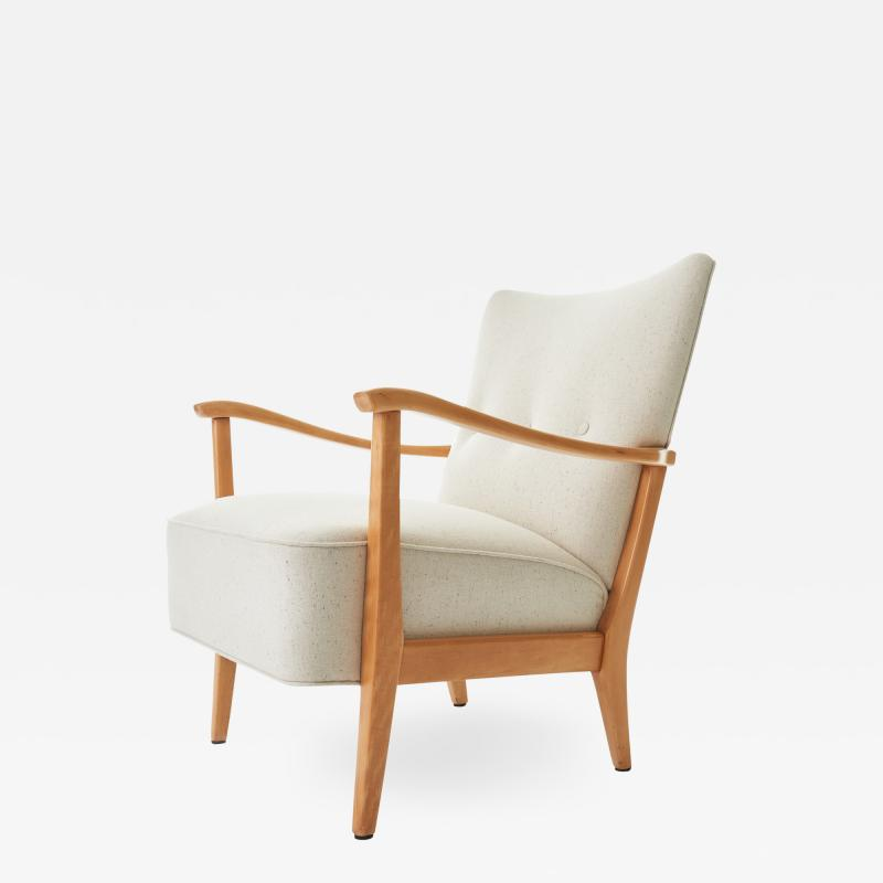 Folke Ohlsson 1953 Folke Ohlsson for AP Madsen Modern Arm Chair
