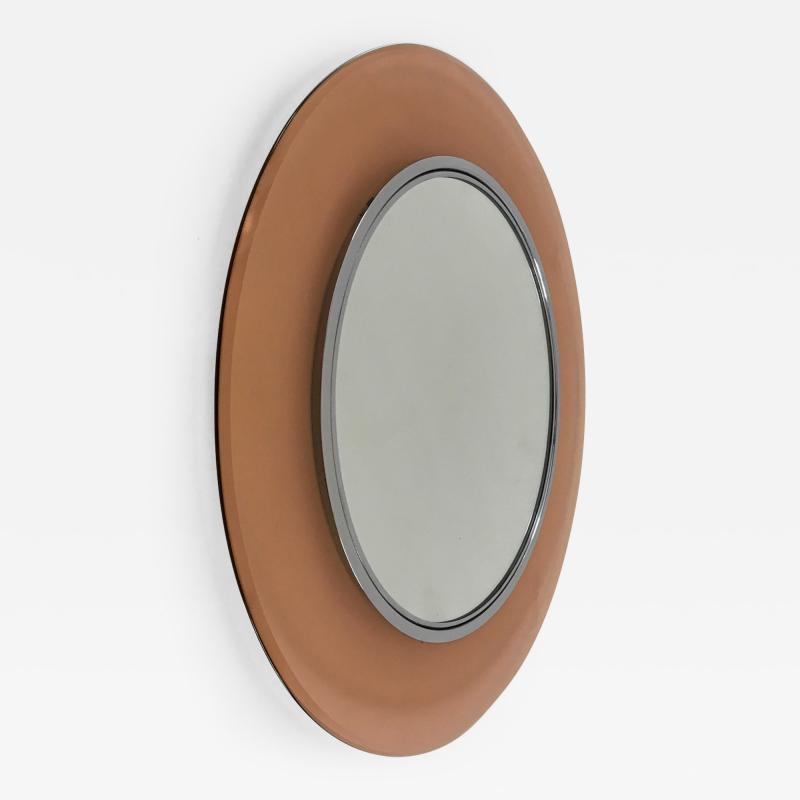 Fontana Arte Fontana Arte Round Mirror mod 2383
