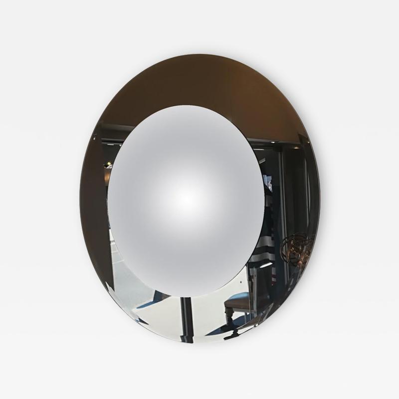 Fontana Arte Gorgeous Bronze Color Sorciere Mirror