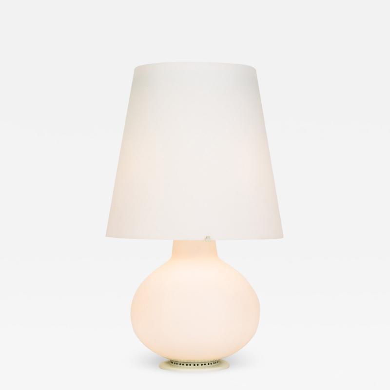 Fontana Arte Huge Fontana Arte Table Lamp 50s