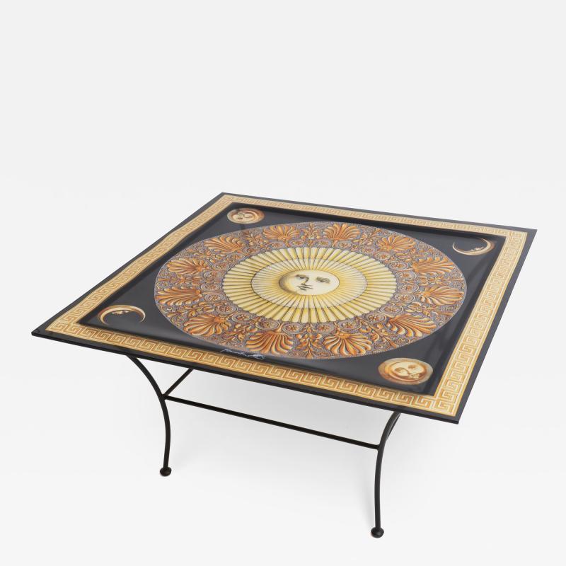 Fornasetti Modernist Cocktail Table