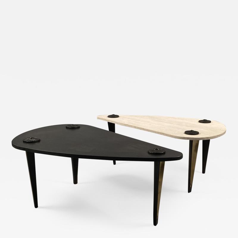 Franck Evennou TWIN Coffee Tables