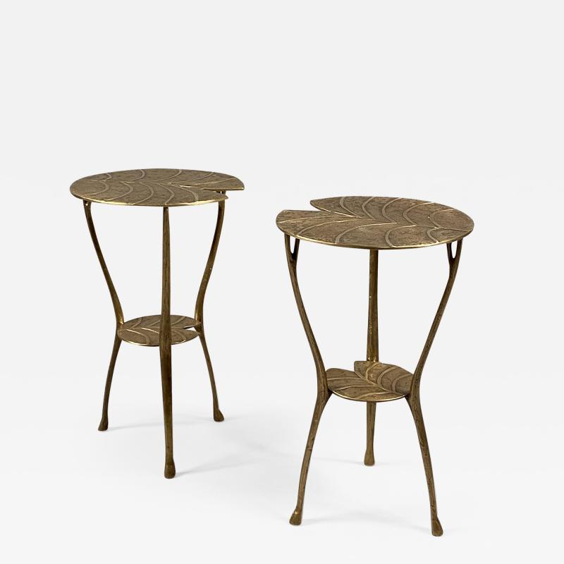 Franck Evennou Wally Side Tables