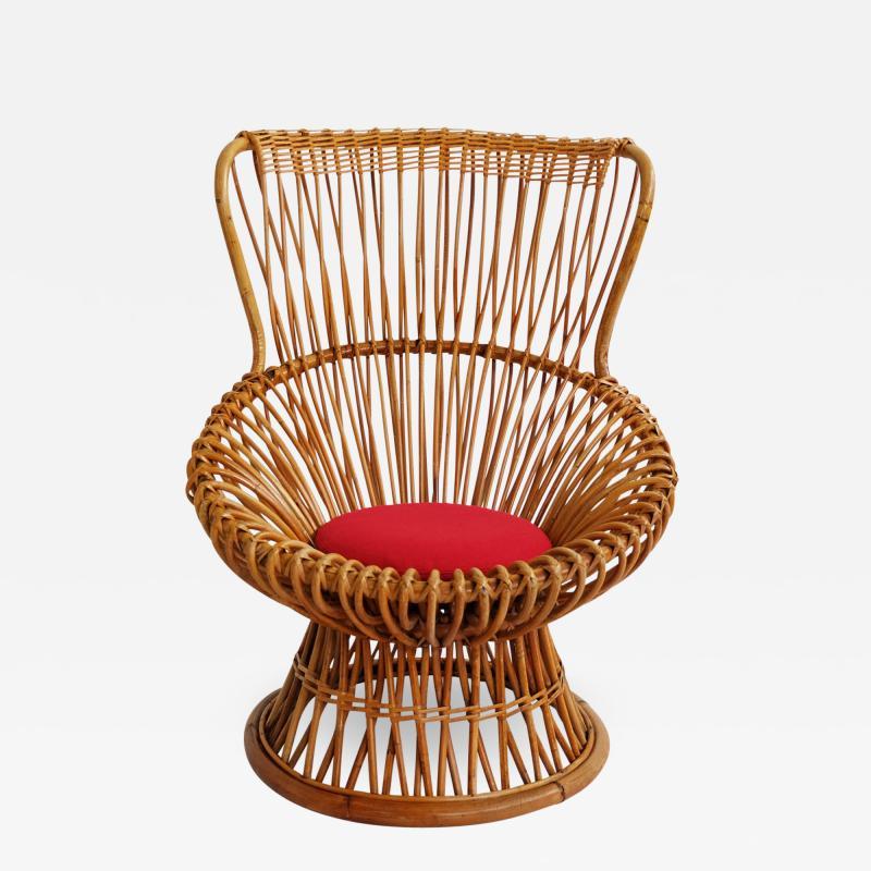Franco Albini Margherita Chair by Franco Albini for Bonacina