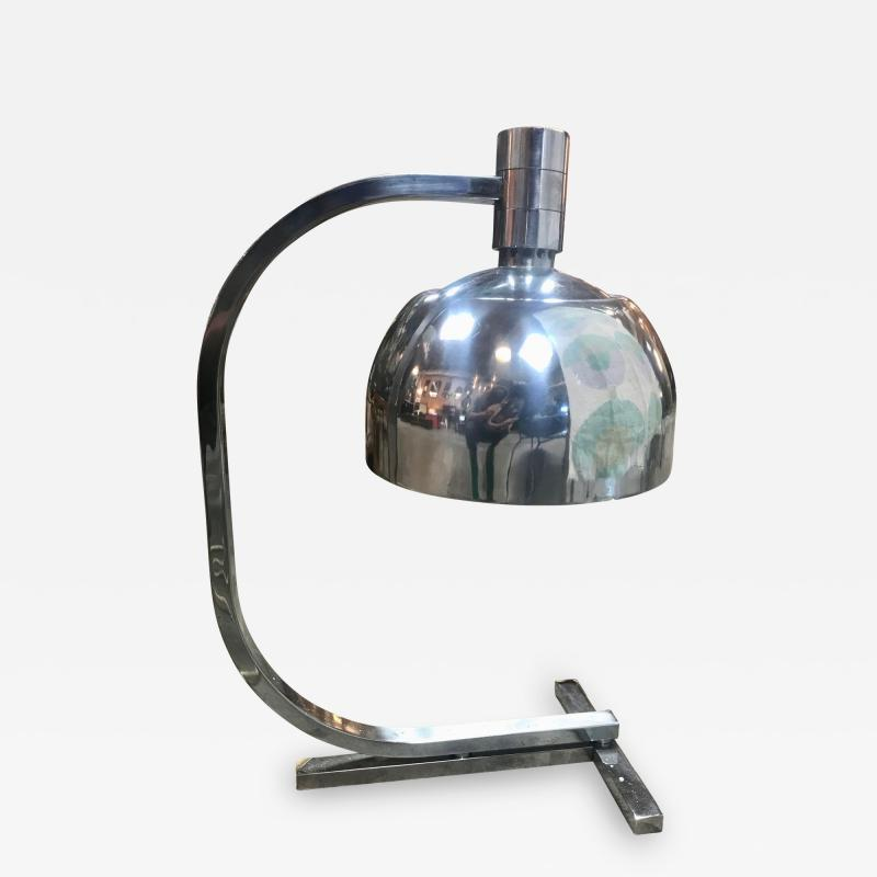 Franco Albini Midcentury AM AS Table Lamp by Franco Albini for Sirrah Italy 1969