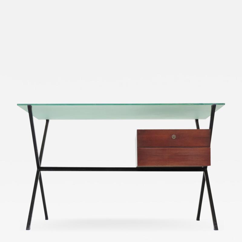 Franco Albini Rare Minimalist Franco Albini Early Desk Italy 1938