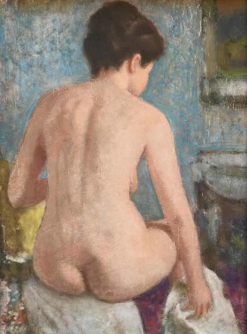 Francois Gall Apres le Bain